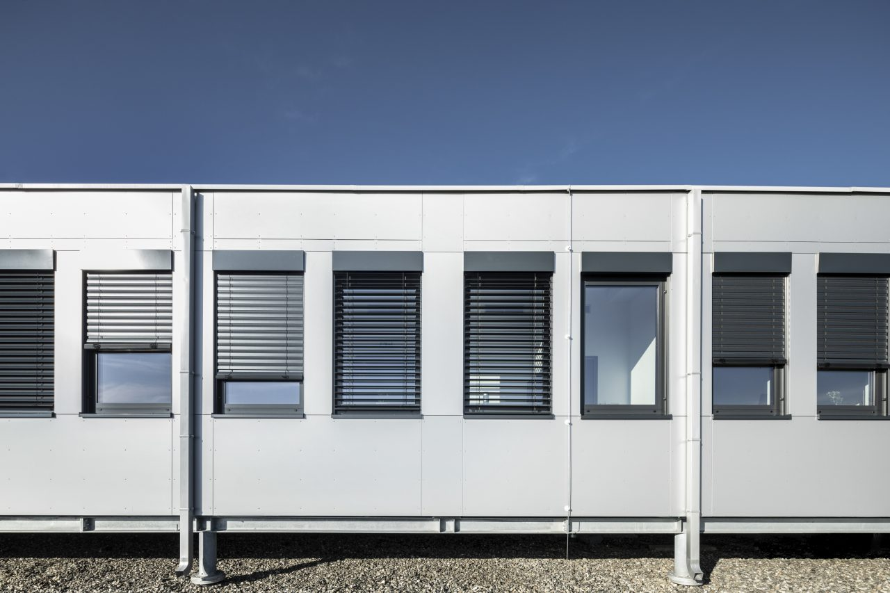 Modular office on the roof Barum Continental Otrokovice CZ 3
